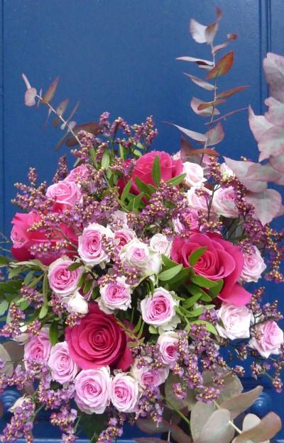 Zinc De Fleurs